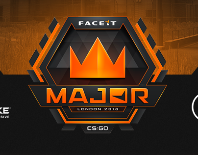 FACEIT Major: London New Challengers Stage infographics