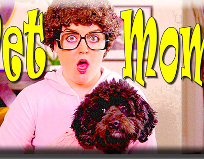 Graphic for Web Series - Pet Moms