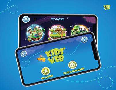 KIDS' WEB GAMES