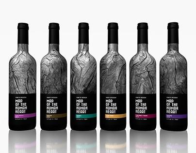 Label Design Vancouver / Wine and Design