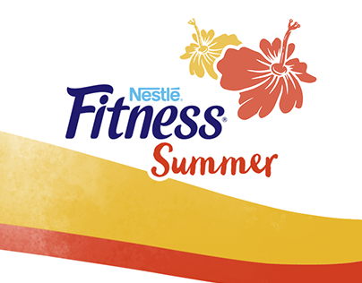 Nestlé Fitness / Summer / TV Tag