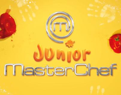 Jr. MasterChef (2012) - Title sequence - Dutch ver.