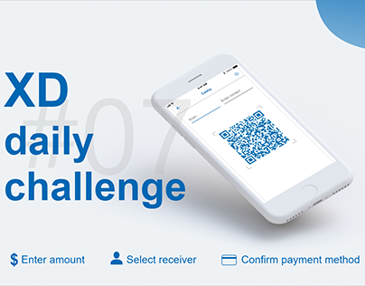 XD daily challenge - Send Cash app