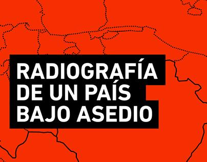 Ebook: Radiografía de un País bajo asedio