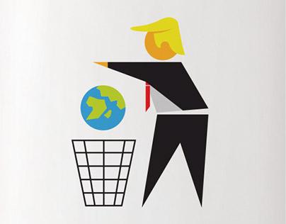 Trump Dumps Earth GDFS