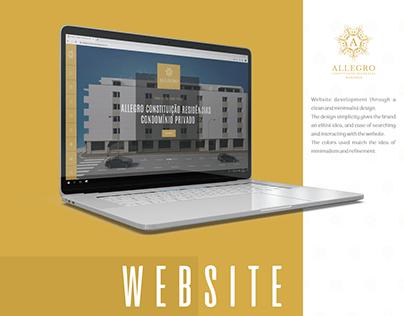 Allegro Website