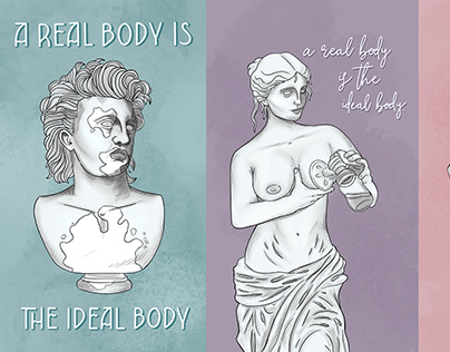 """""""A Real Body is the Ideal Body"""""""