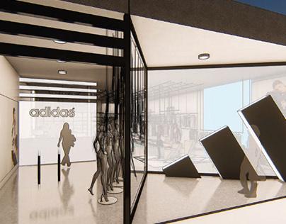Retail - Adidas
