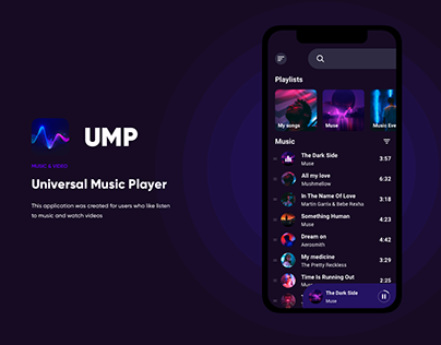 UMP - universal music player