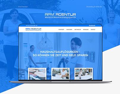 APM Agentur | Branding & Website