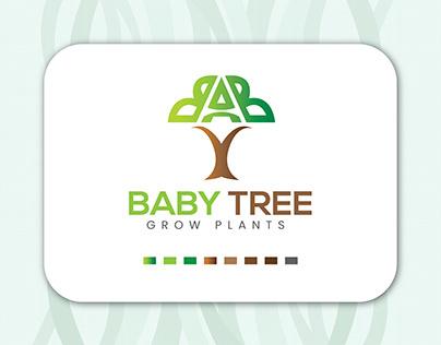 BABY TREE logo design | brand identity