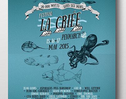 Festival La Criée