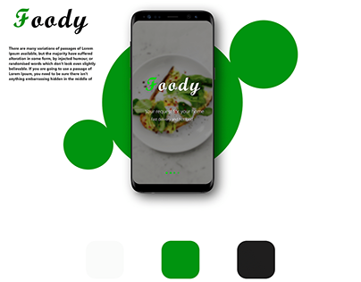 Foody Application