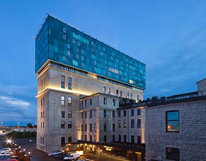 UI. Teoría Innovación y vivienda/Fahle House