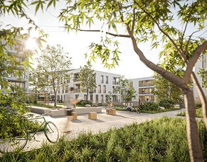 Brenzpark Quarter