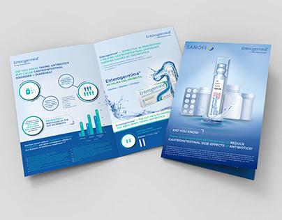 Enterogermina // Brochure