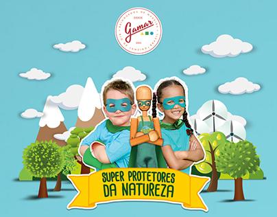 Gamar Brinquedos - Crossmedia Campaign