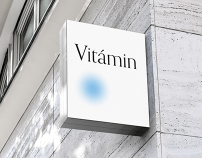 Vitámin - Brand Identity, Packaging Design