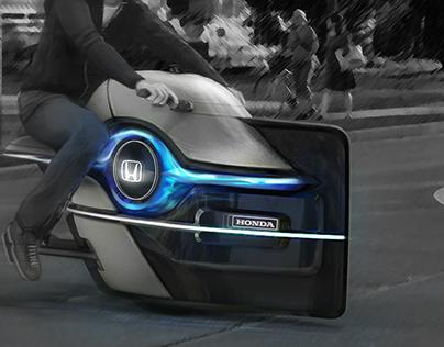 Honda MODULAR Concept