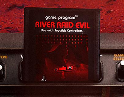 River Raid Evil