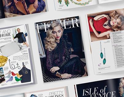 Fisher Magazine Miami