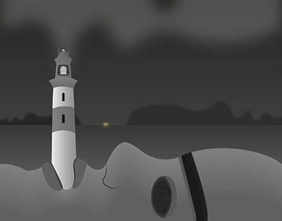 Melancholia: A Series of Digital Illustrations