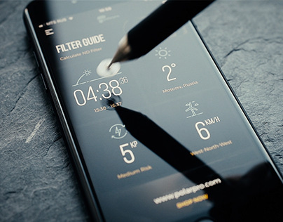 PolarPro app