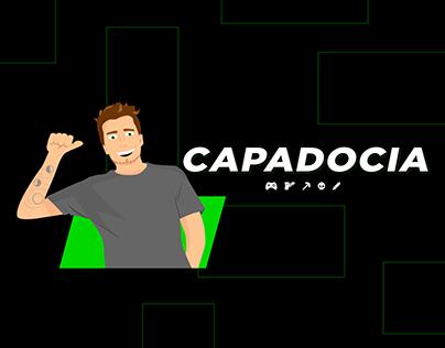 Streamer Brand - Capadocia