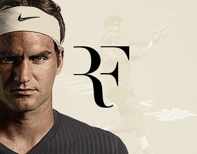 Roger Federer Redesign - UI & UX Design