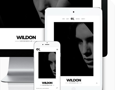 Wildon - Coming Soon Template