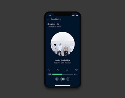 Music Mobile App