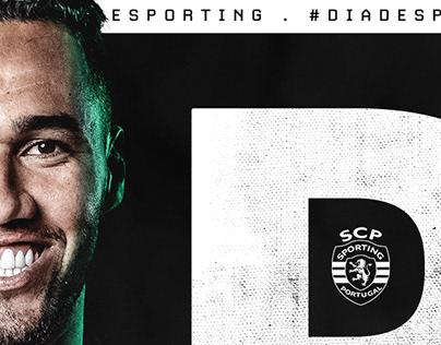Sporting CP / Social Media Branding