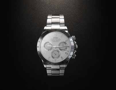 Personal Project for Rolex