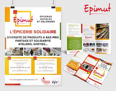 Epimit - épicerie Solidaire