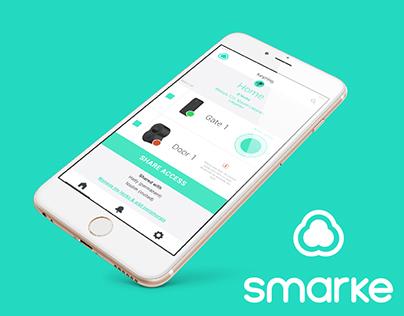 Smarke — The key is to go keyless