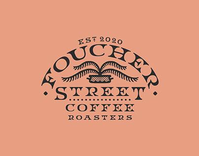Foucher Street Coffee branding
