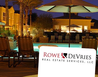Logo Design - Rowe & DeVries