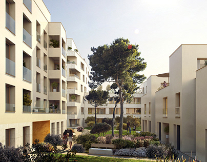 Residential project in Lyon