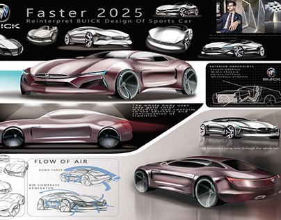 BUICK Faster 2025