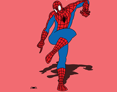 Superheroes... They're Just Like Us: Spider-Man