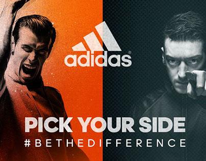 Adidas X & Ace Mobile Campaign (Adidas)