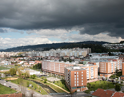 Time-lapse em Braga Portugal 2017