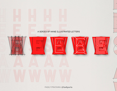 Hand Illustrated Letters