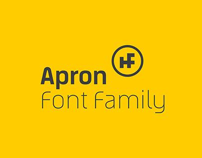 Apron Font Family