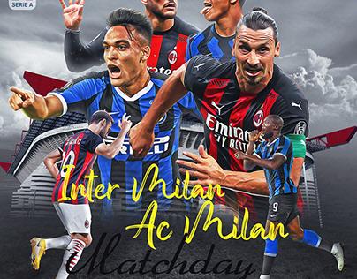 Derby Dellamadonnina (Inter vs Ac Milan)