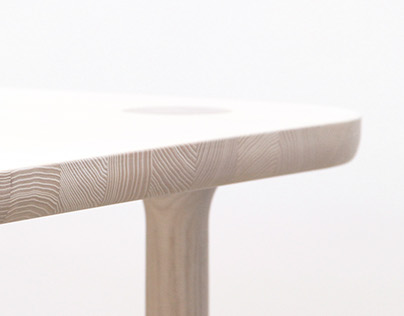 KT-1 table. Kaaja Collection