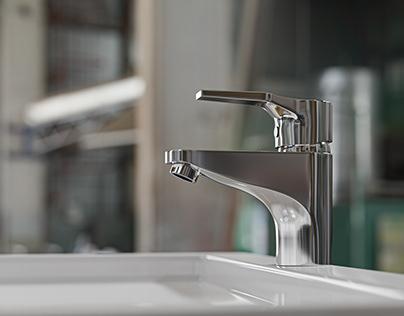 Blender Tap Water