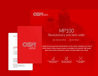 OSM Branding