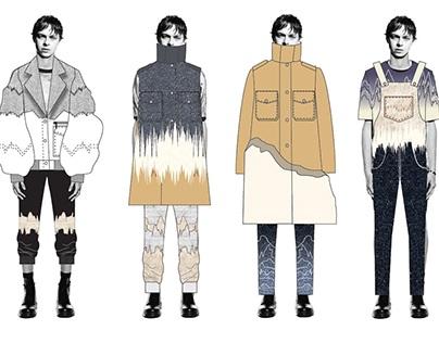 Figurines // Fashion Sketches