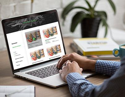 Web-catalogue, b2b,b2c, platform. Responsive web-site